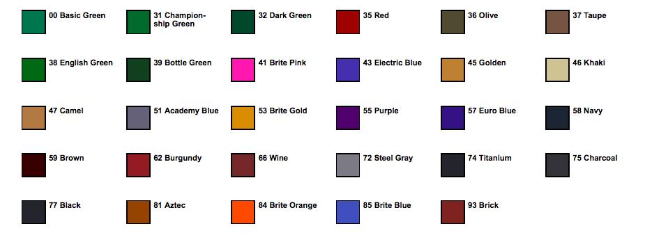 felt-colors
